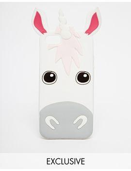 skinnydip-exclusive-unicorn-silicone-iphone-5-case by skinnydip
