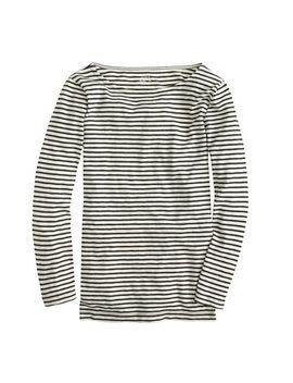 painter-boatneck-t-shirt-in-stripe by jcrew