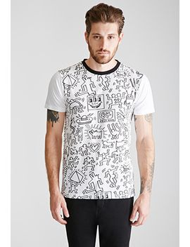 keith-haring-print-tee by forever-21