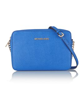 jet-set-travel-small-textured-leather-shoulder-bag by michael-michael-kors