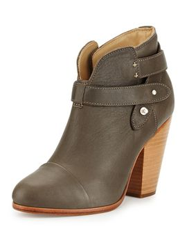 harrow-leather-ankle-boot,-taupe by rag-&-bone