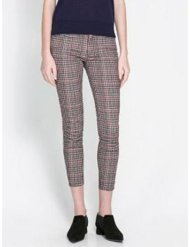 vintage-red-houndstooth-pants by choies