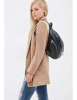 pebbled-zip-front-backpack by forever-21