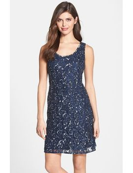embellished-mesh-a-line-dress by pisarro-nights