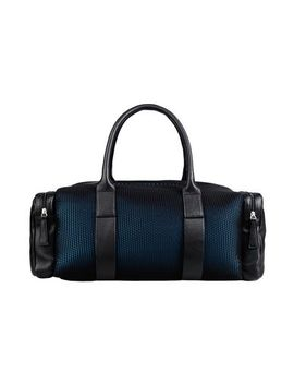 8-travel-bag-in-perforated-fabric-and-genuine-leather-made-in-italy----luggage-u by see-other-8-items