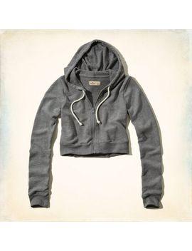 desert-springs-cropped-hoodie by hollister