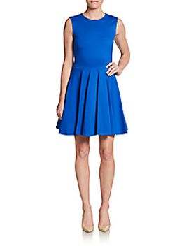 jeanne-pleated-dress by diane-von-furstenberg