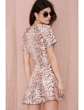 nasty-gal-on-the-prowl-fit-and-flare-dress by nasty-gal