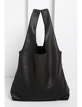 baggu-leather-tote by forever-21