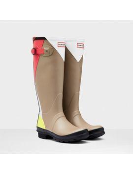 womens-original-tall-dazzle-rain-boots by hunter