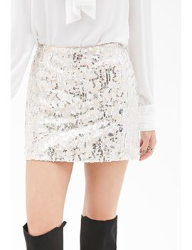 abstract-sequined-skirt by forever-21