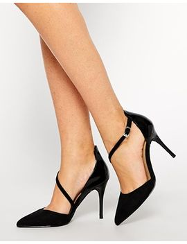 asos-perhaps-pointed-high-heels by asos-collection