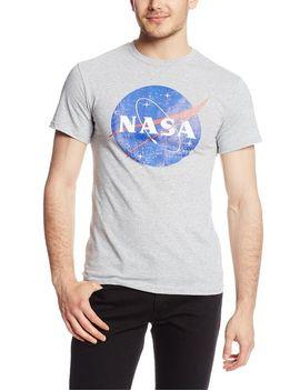 fifth-sun-nasa-logo-t-shirt by fifth-sun