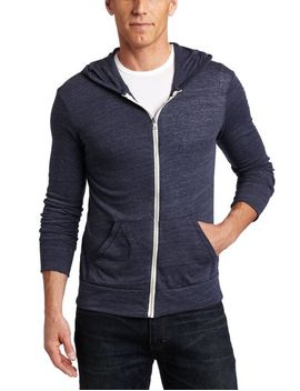 alternative-mens-eco-zip-hoodie-sweatshirt by alternative