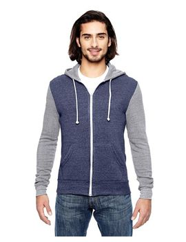 alternative-mens-color-blocked-rocky-hoodie by alternative