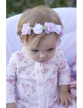floral-headband by plh-bows-&-laces