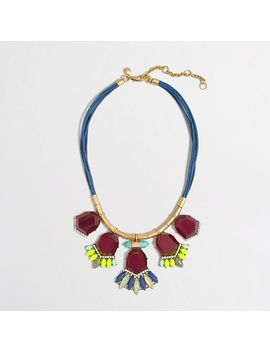 mixed-media-chord-necklace by jcrew