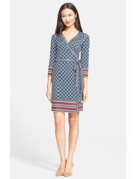 tallulah-print-silk-wrap-dress by diane-von-furstenberg