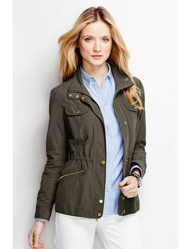 womens-military-anorak-jacket by lands-end