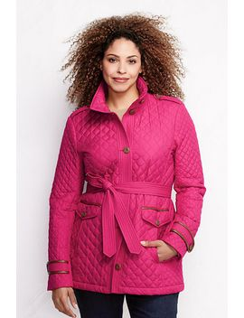womens-plus-size-quilted-primaloft-parka by lands-end