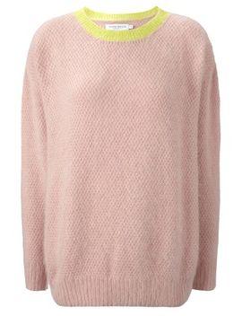pink-angora-jumper by tanya-taylor