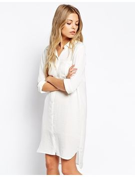 vila-shirt-dress-with-pocket-detail by vila