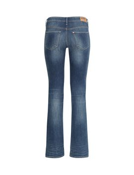boot-cut-low-jeans by h&m
