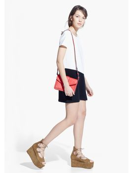 minimal-bicolor-dress by mango