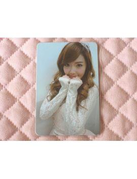 (ver-jessica)-snsd-3rd-album-mrtaxi-photocard-girls-generation by ebay-seller