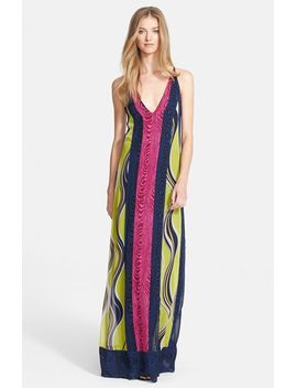 mckinley-print-silk-maxi-dress by diane-von-furstenberg