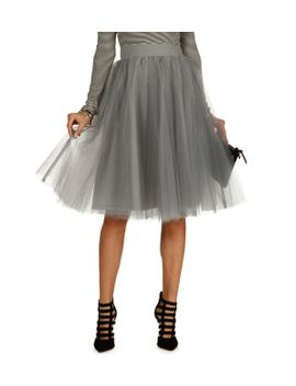 silver-tulle-darling-party-skirt by windsor