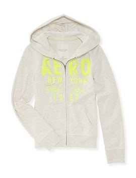 aero-new-york-athletic-full-zip-hoodie by aeropostale