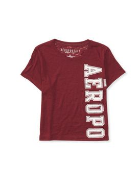 aero-boxy-crop-graphic-t by aeropostale