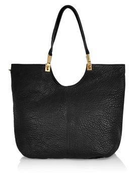 cynnie-textured-leather-tote by elizabeth-and-james