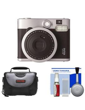 fujifilm-instax-mini-90-neo-classic-instant-film-camera-with-case-+-cleaning-kit by fujifilm