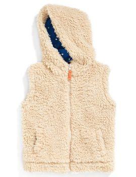 cozy-teddy-bear-gilet by mini-boden