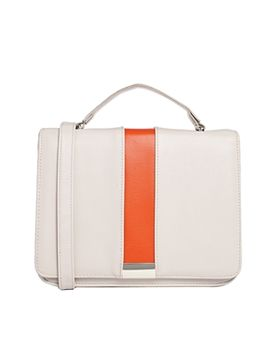 asos-smart-colour-block-shoulder-bag by asos-collection