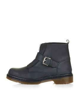 alpine-strap-ankle-boots by topshop