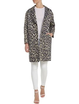 the-outnettallulah-woven-leopard-print-coat by iris-&-ink