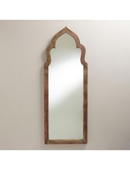 gray-sahar-arch-mirror by world-market
