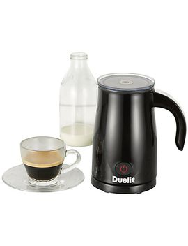 dualit-milk-frother,-black by dualit