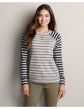legend-wash-colorblock-stripe-sweatshirt by eddie-bauer