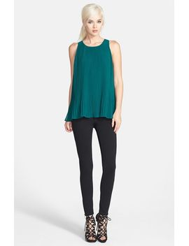 astr-pleated-sleeveless-tunic by astr-the-label