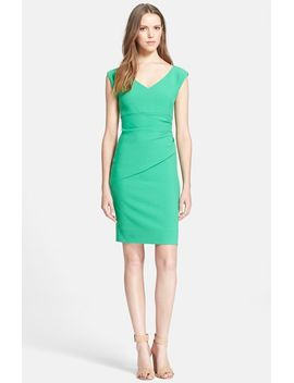 bevin-sheath-dress by diane-von-furstenberg