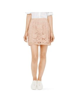 pandara-lace-skirt by club-monaco