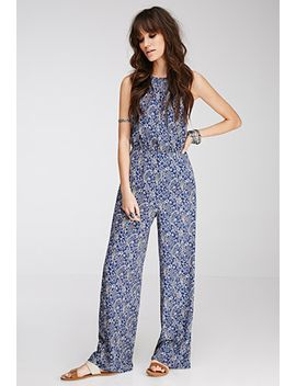 paisley-print-halter-jumpsuit by forever-21