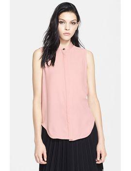kent-silk-charmeuse-shirt by rag-&-bone
