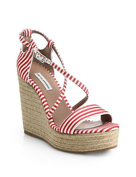 jenny-striped-espadrille-wedge-sandals by tabitha-simmons
