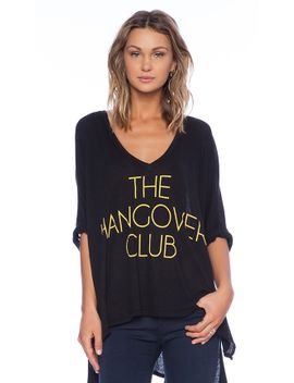 hangover-club-tee by wildfox-couture