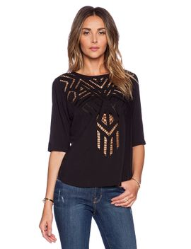 cut-out-embroidered-tee by twelfth-street-by-cynthia-vincent